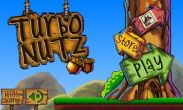 In addition to the game Penguin Run for Android phones and tablets, you can also download Turbo Nutz for free.