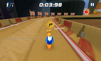 Screenshots of the Turbo Racing League for Android tablet, phone.