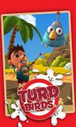 In addition to the game Into the dead for Android phones and tablets, you can also download Turd Birds for free.