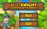 In addition to the game  for Android phones and tablets, you can also download U-Knight adventures for free.