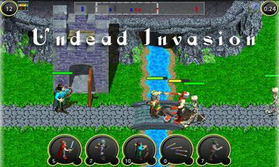 Download Undead Invasion Android free game. Get full version of Android apk app Undead Invasion for tablet and phone.