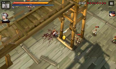 Screenshots of the Undead Slayer for Android tablet, phone.
