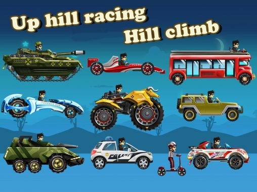 hill racing: Hill climb for Android. Game Up hill racing: Hill climb