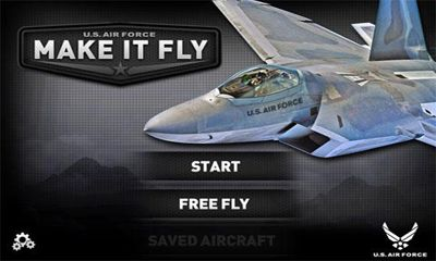 Download USAF Make It Fly Android free game. Get full version of Android apk app USAF Make It Fly for tablet and phone.