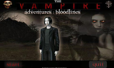 Vampire Adventures Blood Wars Android Apk Game Vampire