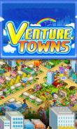 In addition to the game Techno Kitten Adventure for Android phones and tablets, you can also download Venture towns for free.