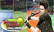 In addition to the game Heretic GLES for Android phones and tablets, you can also download Virtual Tennis Challenge for free.