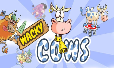 Download Wacky Cows Android free game. Get full version of Android apk app Wacky Cows for tablet and phone.