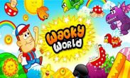 In addition to the game  for Android phones and tablets, you can also download Wacky world for free.