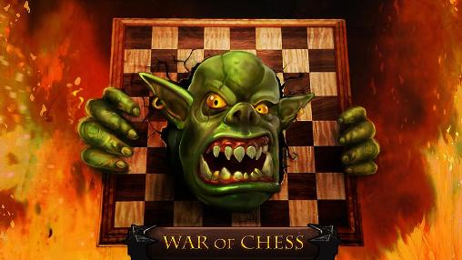 Download War of chess Android free game. Get full version of Android apk app War of chess for tablet and phone.