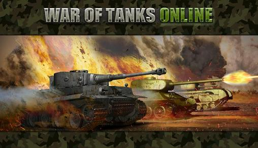 Download War of tanks: Online Android free game. Get full version of Android apk app War of tanks: Online for tablet and phone.