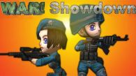 In addition to the game Destroy Gunners ZZ for Android phones and tablets, you can also download War! Showdown for free.