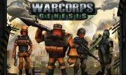 In addition to the game Clash of the Damned for Android phones and tablets, you can also download WarCom Genesis for free.
