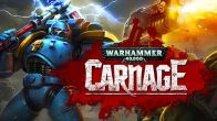 In addition to the game Team Awesome for Android phones and tablets, you can also download Warhammer 40 000: Carnage for free.