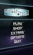 In addition to the game Zum Zum for Android phones and tablets, you can also download Warp Dash for free.