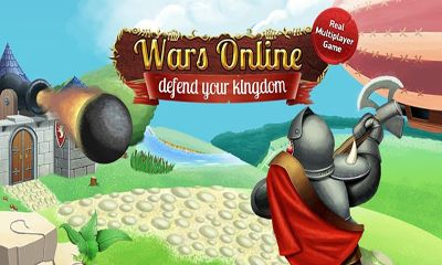 Screenshots of the Wars Online for Android tablet, phone.