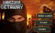 In addition to the game Championship Motorbikes 2013 for Android phones and tablets, you can also download Warzone Getaway Shooting Game for free.