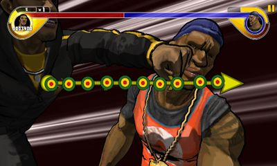 Screenshots of the Way of the Dogg for Android tablet, phone.