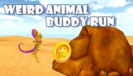 In addition to the game Jungle Smash for Android phones and tablets, you can also download Weird animal buddy run for free.