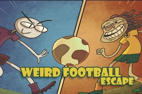 Download Weird football escape Android free game. Get full version of Android apk app Weird football escape for tablet and phone.