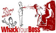 In addition to the game Arab Stunt Racer for Android phones and tablets, you can also download Whack Your Boss for free.