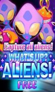 In addition to the game Lara Croft: Guardian of Light for Android phones and tablets, you can also download What's up? Aliens! for free.