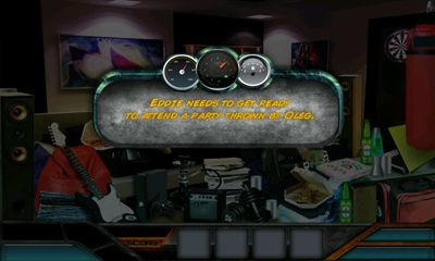 Screenshots of the Wheels of Fury - Hidden Object for Android tablet, phone.