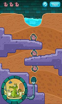 Screenshots of the Where's My Water? for Android tablet, phone. বেস্ট অ্যান্ডরেয়ড গেম