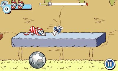 Screenshots of the Where's Waldo Now? for Android tablet, phone.