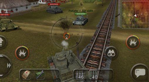 tank online game online