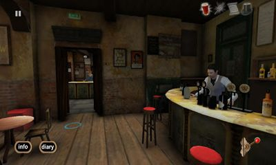 Screenshots of the Wilton's Mystery for Android tablet, phone.