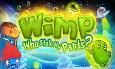 Screenshots of the Wimp: Who Stole My Pants? for Android tablet, phone.