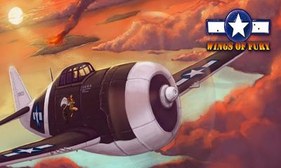 Screenshots of the Wings of Fury for Android tablet, phone.
