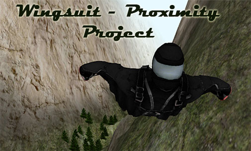 Download Wingsuit: Proximity project Android free game. Get full version of Android apk app Wingsuit: Proximity project for tablet and phone.
