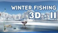 In addition to the game Fruit Ninja Puss in Boots for Android phones and tablets, you can also download Winter fishing 3D 2 for free.