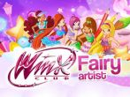 In addition to the game Crayon Physics Deluxe for Android phones and tablets, you can also download Winx club: Fairy artist! for free.