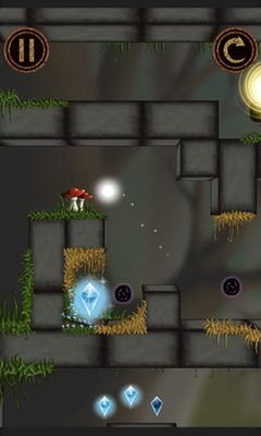 Screenshots of the Wisp for Android tablet, phone.