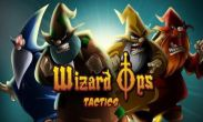 In addition to the game TMNT:  Rooftop run for Android phones and tablets, you can also download Wizard Ops Tactics for free.
