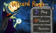 In addition to the game Where's My Water? for Android phones and tablets, you can also download Wizard Rush for free.