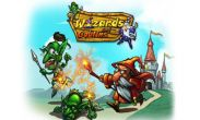 In addition to the game Stick Tennis for Android phones and tablets, you can also download Wizards & Goblins for free.