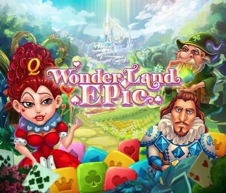 Download Wonderland epic Android free game. Get full version of Android apk app Wonderland epic for tablet and phone.