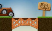In addition to the game 9mm HD for Android phones and tablets, you can also download Wood Bridges for free.