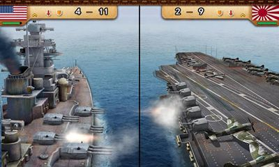 Screenshots of the World Conqueror 2 for Android tablet, phone.