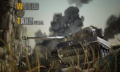 Screenshots of the World Of Tank War for Android tablet, phone.