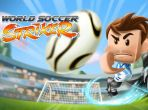 In addition to the game Battle Bears Royale for Android phones and tablets, you can also download World soccer: Striker for free.