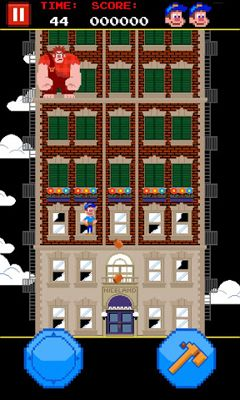 Screenshots of the Wreck it Ralph for Android tablet, phone.