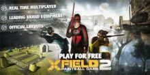 In addition to the game Slotomania for Android phones and tablets, you can also download XField paintball 2 Multiplayer for free.