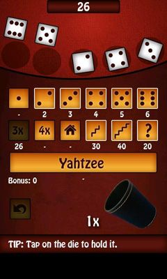 Free Yahtzee Download Android