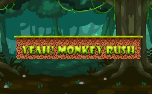 Download Yeah! Monkey rush Android free game. Get full version of Android apk app Yeah! Monkey rush for tablet and phone.