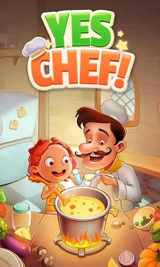 Download Yes chef! Android free game. Get full version of Android apk app Yes chef! for tablet and phone.